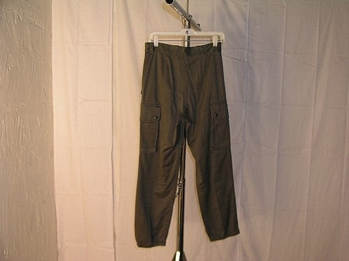 French Combat Pants