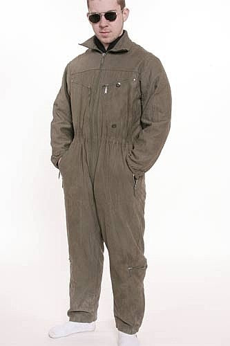 German Tanker Coverall