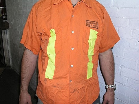 Surplus Reflective Work Shirt