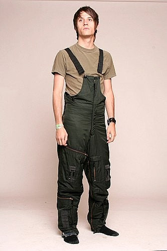 Vintage Canadian Army Winter Flight Pants
