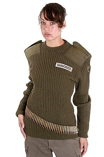 Army Commando Sweater