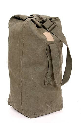German Single Strap Duffle Bag