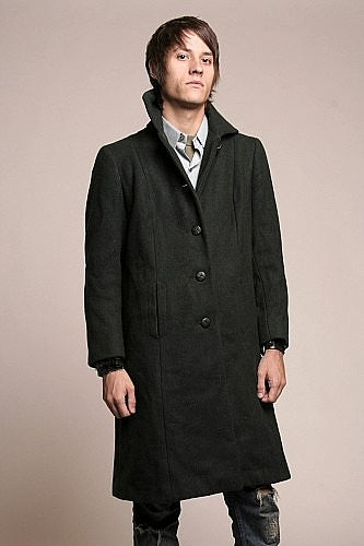 Wool Great Coat - Vintage - Canadian