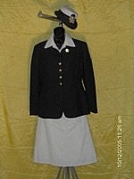 US Womens Naval Costume - GI