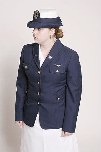 US Air Force Women's Uniform