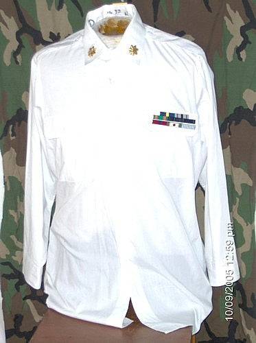 Naval Dress Shirt