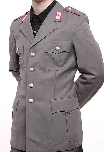 Officer Panzer Jacket  w/o Eppaulettes