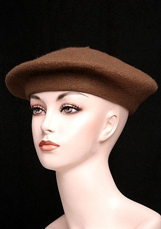 Wool Basque Beret - Spain
