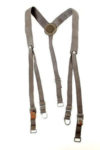 German  Nylon Suspenders Y-Strap
