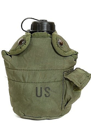 U.S. Canteen Cover  w/Cup+Canteen