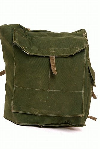 Canadian Forces Gas Mask Bag
