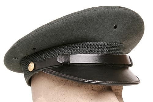 Army Officer Cap - U.S.A.