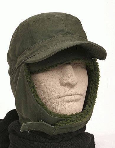 Swedish Trooper Winter Cap