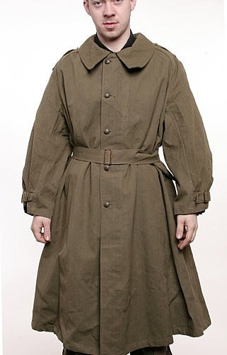 French Army Jeep Coat