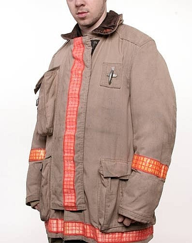 U.S. Fire Fighters Jacket
