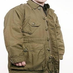 Canadian Combat  Parka with Liner