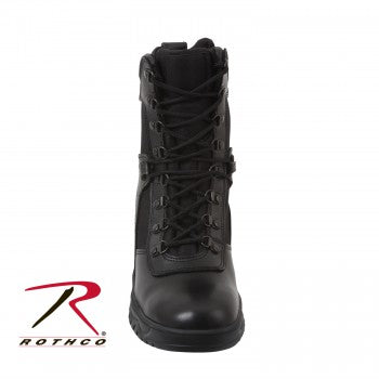 Forced Entry Tactical Boot With Side Zipper / 8""