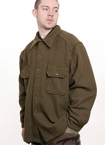 O.D. Wool Field Shirt