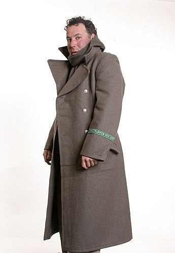 Overcoat - East German