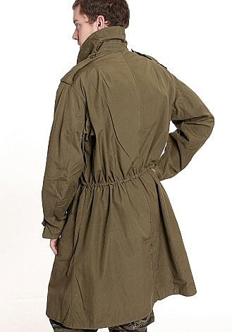 swedish trenchcoat w/Liner