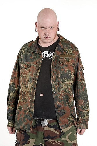 German Flectarn Combat shirt