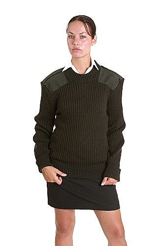 Canadian Army Commando Sweater