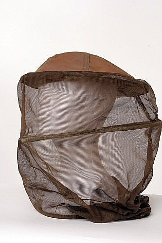 Canadian Army WW2 Mosquito Headnet