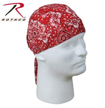 Trainmen Paisley Headwrap
