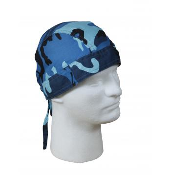 Color Camo Headwrap