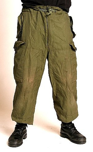 Canadian Combat Wind Pants