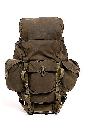 Large Field Pack Canadian Forces 1982 pattern