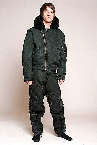 Canada Winter Flying Jacket Type IV model 1970