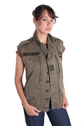 Women's French Combat Vest - France