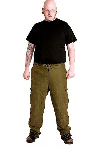 Danish Combat Trousers