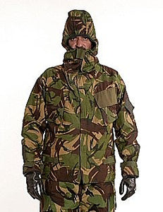 Brit Scent LockChem Warfare Smock