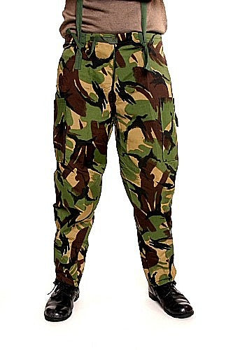 DPM Chemical Warfare/Scent-Lock Pants - British