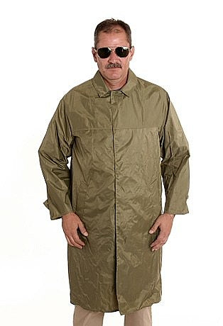French Army Raincoat lightweight