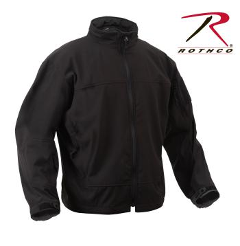 Covert Ops Lightweight Soft Shell Jacket