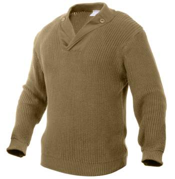 WWII Vintage Mechanics Sweater