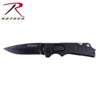 Folding Rescue Knife