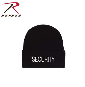 Public Safety Embroidered Watch Cap