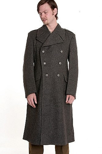 Great Coat -  Wool - Vintage - Norway