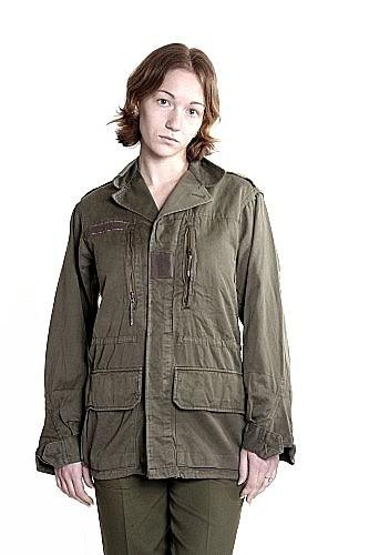 Women's Authentic F1 French Army Field Jacket