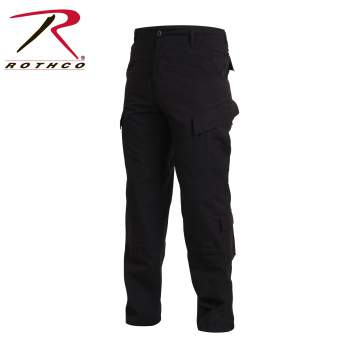 Combat Uniform Pants - Black