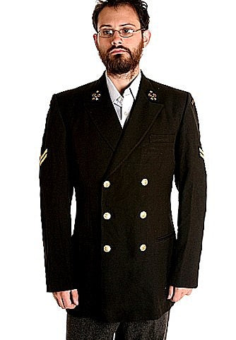 Canadian Naval Dress Jacket