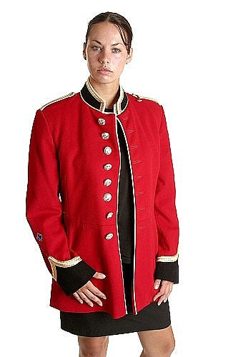 W  RCMP Dress Tunic