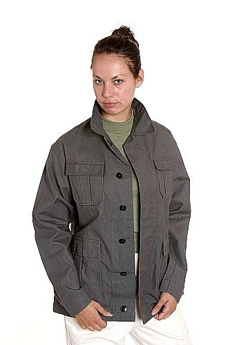 Unisex  DDR Red Cross Bush Jacket, New