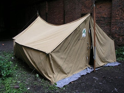 Woods Canvas Prospector Tent 10'x12'
