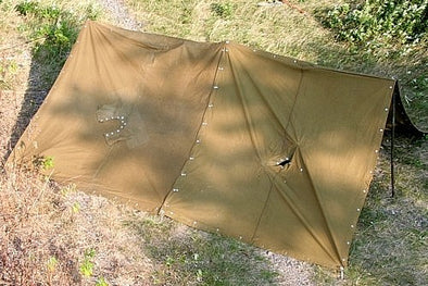 Belgian 4 Person Tent Shelter
