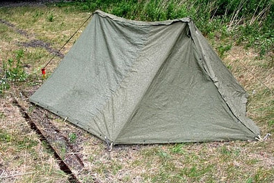 US Army Pup Tent Grade 2